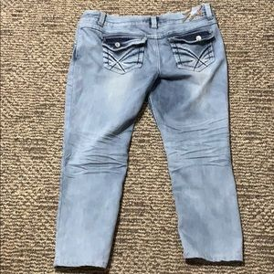 Almost Famous Pants - Almost Famous Ankle Jeans